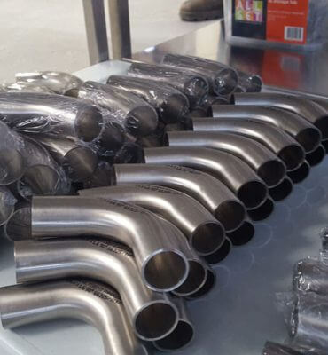 Stainless Steel Tube Bends
